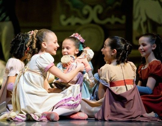 Student Matinee Of Stowell & Sendak Nutcracker Seattle, Washington  #Kids #Events
