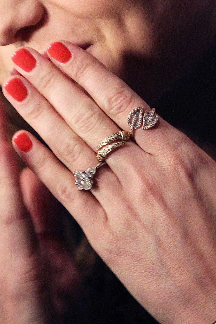 Celebrity Engagement Rings - Pinterest