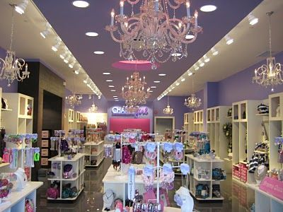 CHARMING CHARLIE: If you're a girlie girl who likes the bling, you'll love Charming Charlie. They have purses, jewelry and other accessories to make you sparkle all while not breaking your wallet.