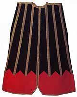 山形文様陣羽織