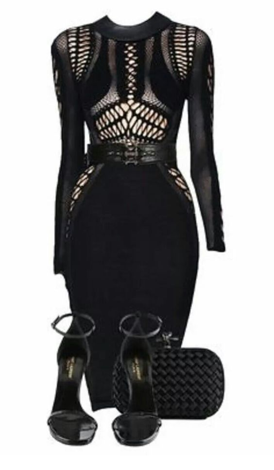 cacea9089e Amazing black dress