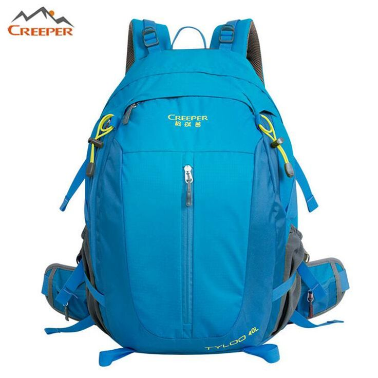 Creeper brand 40L Waterproof Nylon Bicycle Backpacks Ultralight Sport Bag for Riding Bike Rucksacks Packsack Road Cycling Bag