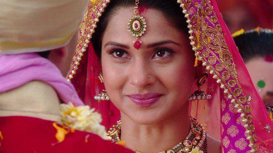 Indická nevesta - svadba Sarasa a Kumud