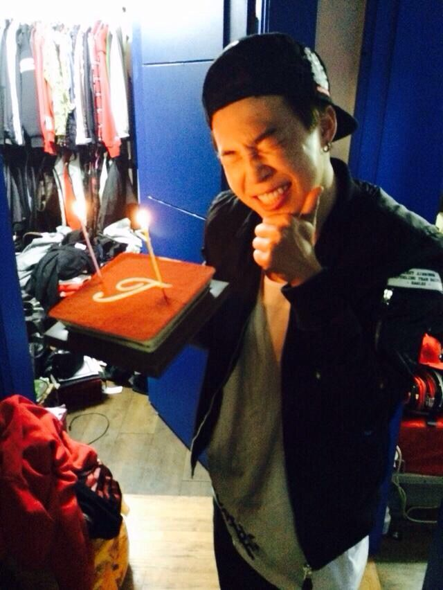 Jimin From Bts Happy Birthday Oppa And Wishing You