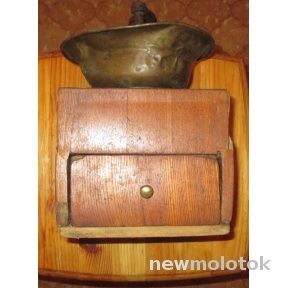 Кофемолка старинная | Newmolot.ru - торговая площадка