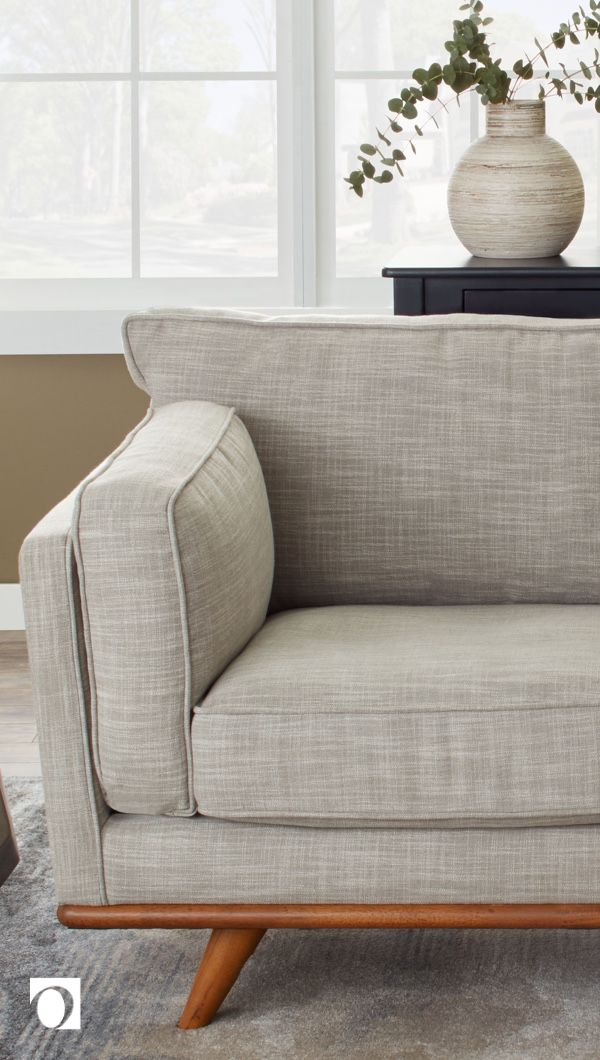 How to Arrange Sofa Pillows on Any Type of Sofa - Overstock in