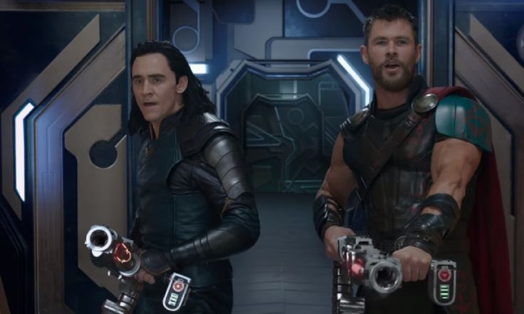 Tom Hiddleston's Loki is Now a Good Guy in 'Thor: Ragnarok'