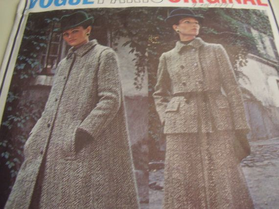 Vintage 1970's Vogue 2479 Paris Original Givenchy by TheLastPixie