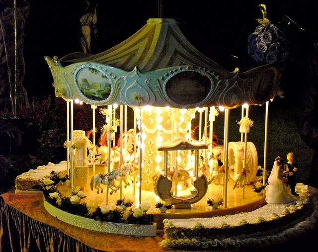 carousel wedding cake 29 best images about carousel on painted 12405