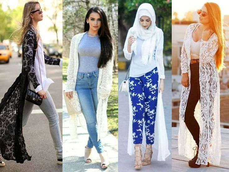 white lace cardigan outfit, How to wear lace outfit http://www.justtrendygirls.com/how-to-wear-lace-outfit/