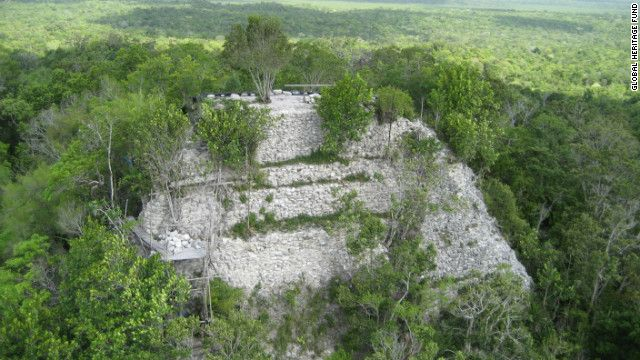 "The Global Heritage Fund has named 2012 ""The Year of the Maya,"" El Mirador Guatemala"