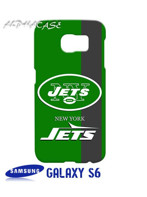 New York Jets Inspired Samsung Galaxy S6 Case Hardshell