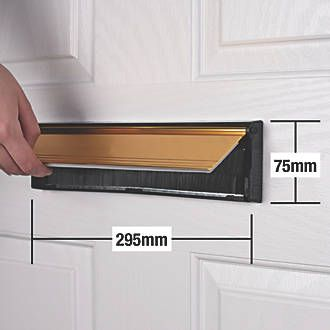 Order online at Screwfix.com. For use on wood, composite and uPVC doors. FREE next day delivery available, free collection in 5 minutes.