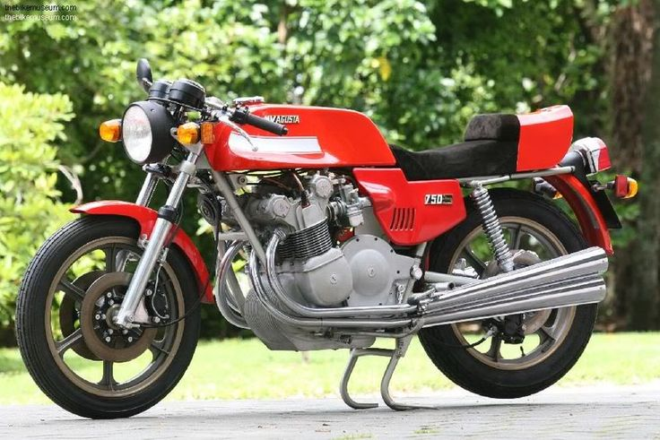 1977 MV Agusta 850SS Monza