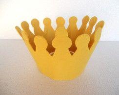 Coroa de feltro Pequeno Príncipe