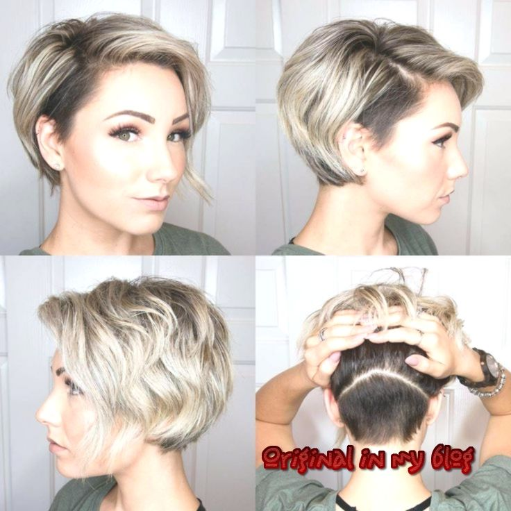 Kurze Frisuren für FRAUEN – 10 lange Pixie Haarschnitte für Frauen wollen ein frisches Bild #frauen #frisc… #Shorthairstyles #womenshorthaircut