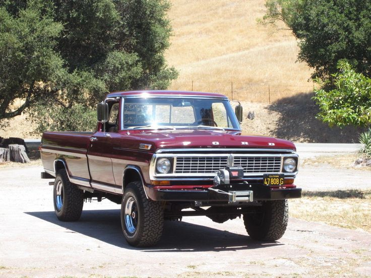 1970 F-250 4x4 Project - Ford Truck Enthusiasts Forums
