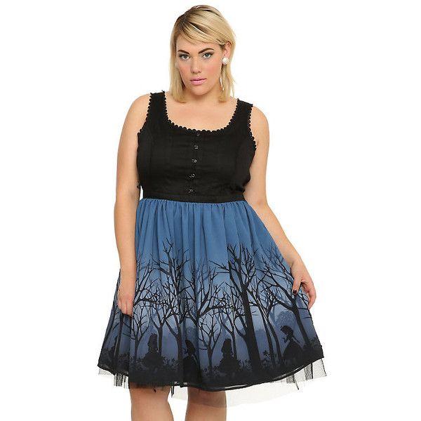 Plus size velvet lace corset dress
