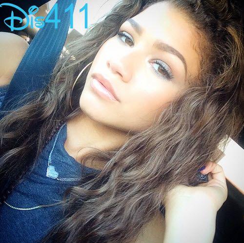 Photo: Zendaya Posted A New Selfie July 31, 2014 | Zendaya ...