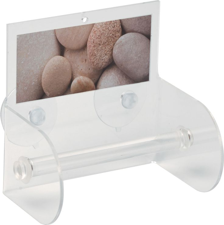 Spa Wall Mounted Toilet Tissue Paper Roll Holder