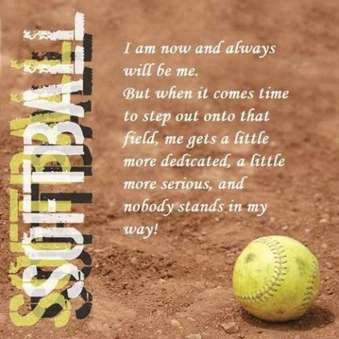 21 Inspirational Softball Quotes About Teammates, Pitchers, Life And For  Shirts. The Most Motivating Softball Quotes To Smash A Homerun!
