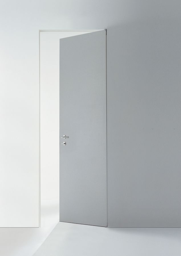 flush swing door PLANUS SETTE TRE-P & TRE-Piu