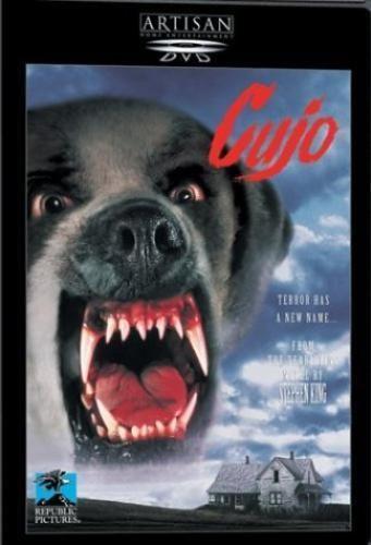 Cujo  DVD Dee Wallace, Daniel Hugh Kelly, Danny Pintauro, Christopher Stone, Ed
