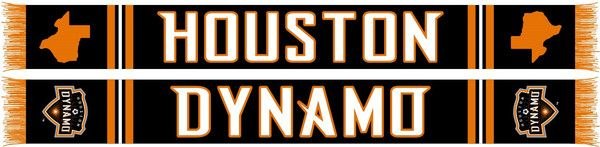 HOUSTON DYNAMO SCARF - BIG HAT