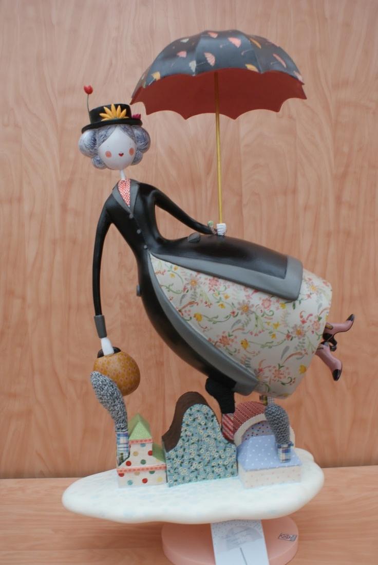 manitas de plata Mary Poppins =)
