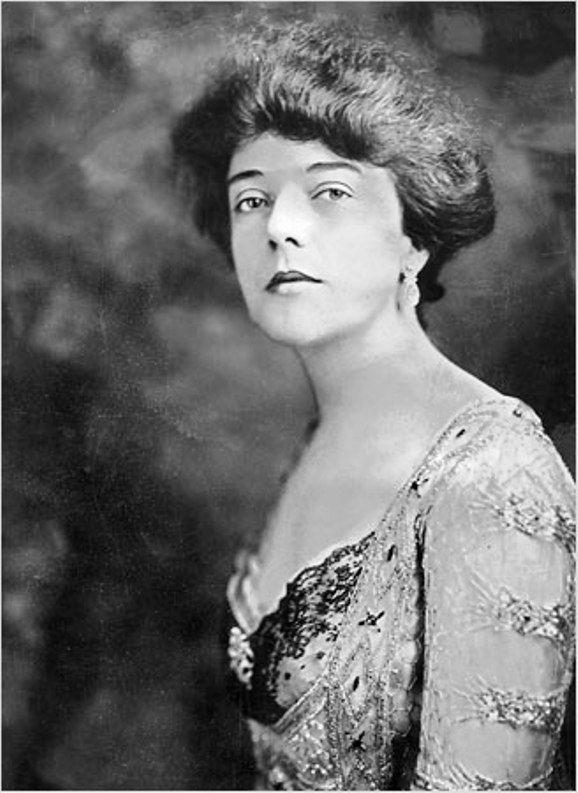 Alice Roosevelt Longworth - Theodore Roosevelt's Daughter - Roosevelt Almanac