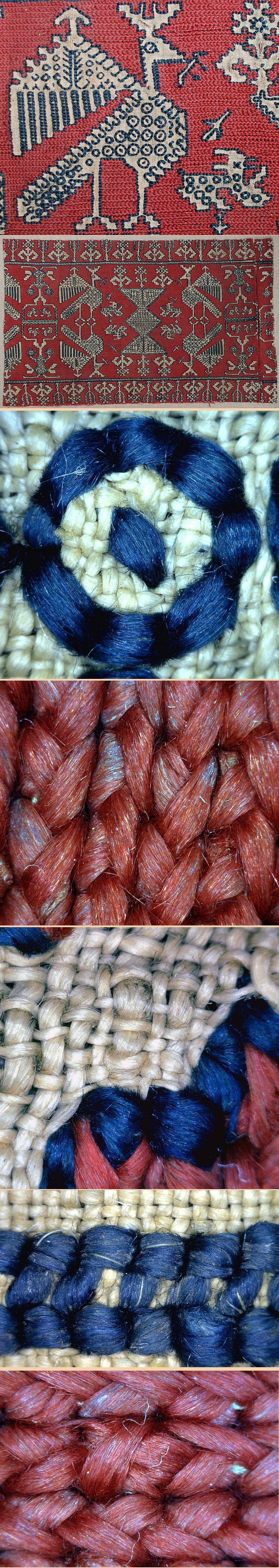 Middle Eastern Textiles - TextileAsArt.com, Fine Antique Textiles and Antique Textile Information