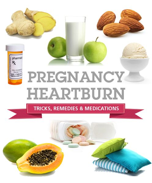 Heartburn During Pregnancy — Pregnant Chicken