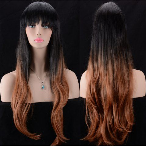 GET $50 NOW | Join RoseGal: Get YOUR $50 NOW!http://www.rosegal.com/synthetic-wigs/ultra-long-full-bang-shaggy-962914.html?seid=7434598rg962914