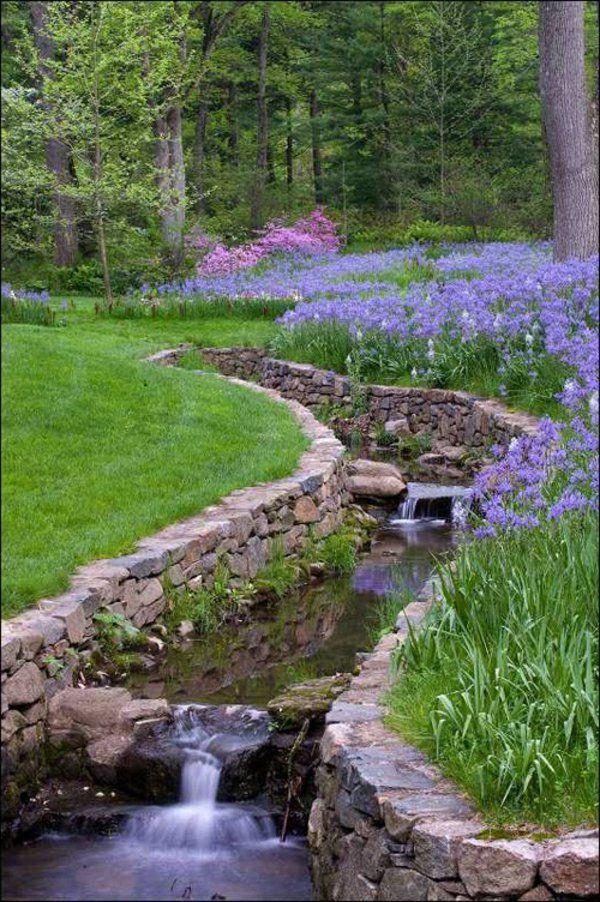 Cascade et fontaine de jardin 69 d co pour les moments for Jardin kokoen