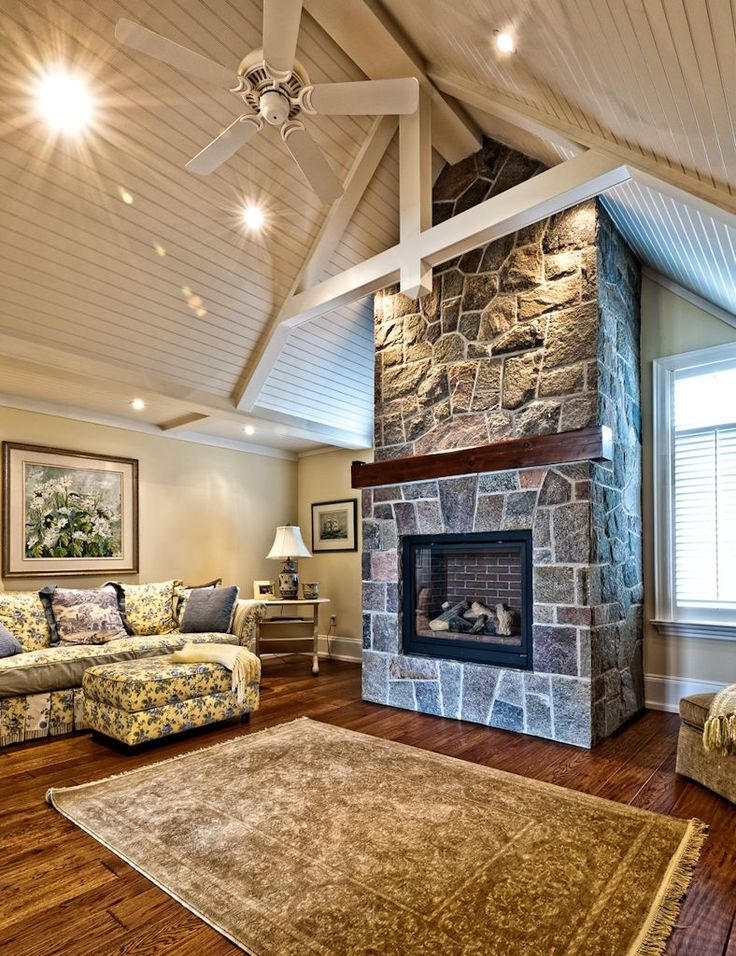 Grand Fireplace W Vaulted Ceilings Beams Open Floor: 27 Best Images About Windows On Pinterest