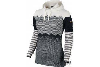 Nike Pro Hyperwarm Engineered Print W - Vêtements femme running Compression Nike Pro Hyperwarm Engineered Print W