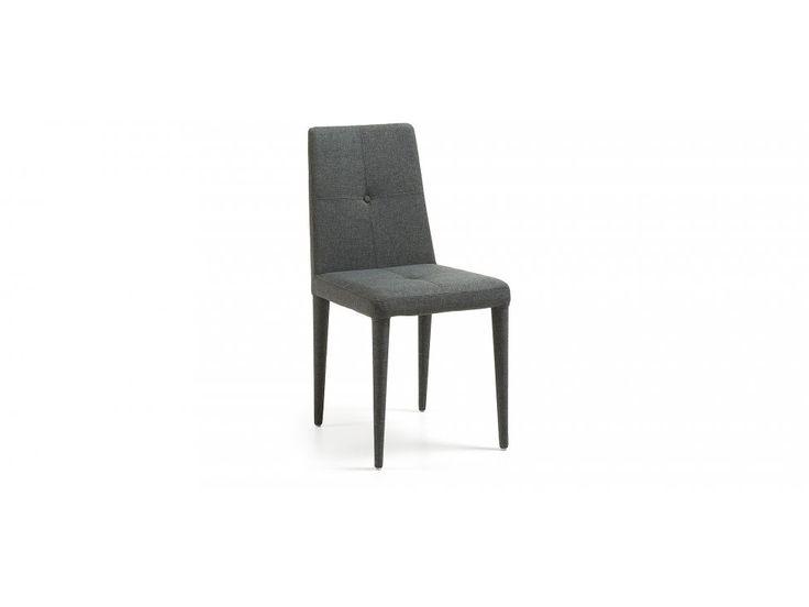 Krzesło Chic ciemnoszare — Krzesła LaForma — sfmeble.pl