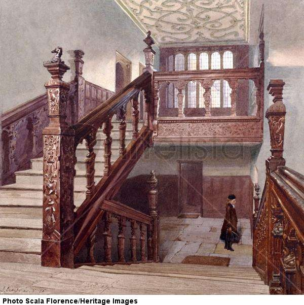 crowther charterhouse london 1885 guildhall library art gallery