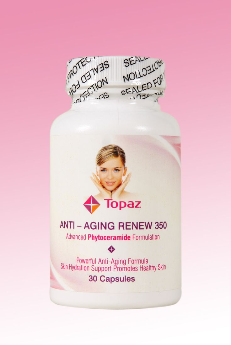 Phytoceramides are plant-based lipids that promote healthy skin and support optimal hydration levels that protects the skin's surface.  The TOPAZ Anti-Aging Renew 350 formula  contains 5000IU of Vitamin A, 60mg of Vitamin C, 400IU of Vitamin D, 30IU of Vitamin E, and 350mg of  Phytoceramides per one veggie capsule serving.   www.topazfit.com