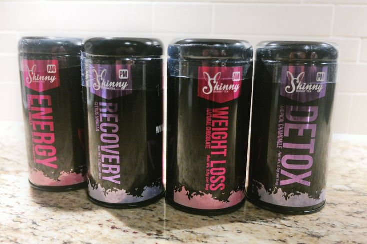 Skinny Bunny Tea Reviews