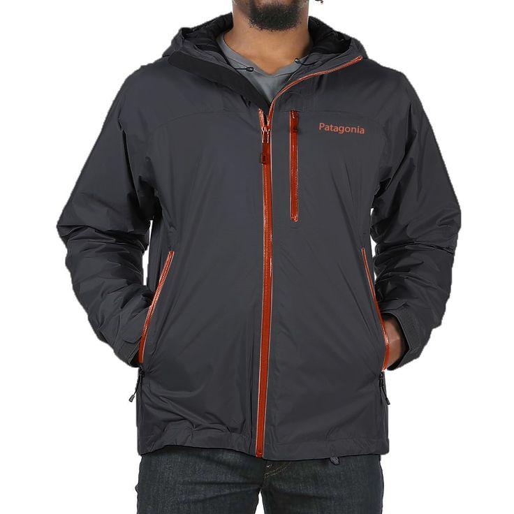 Patagonia Men's Triolet Lightweight Waterproof Jacket