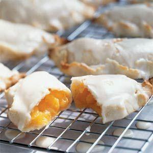 Brandied Apricot-Peach Pies Rezept kalorienarm! Kann ungebacken im Gefrierschrank gelagert werden …   – Healthy Choices