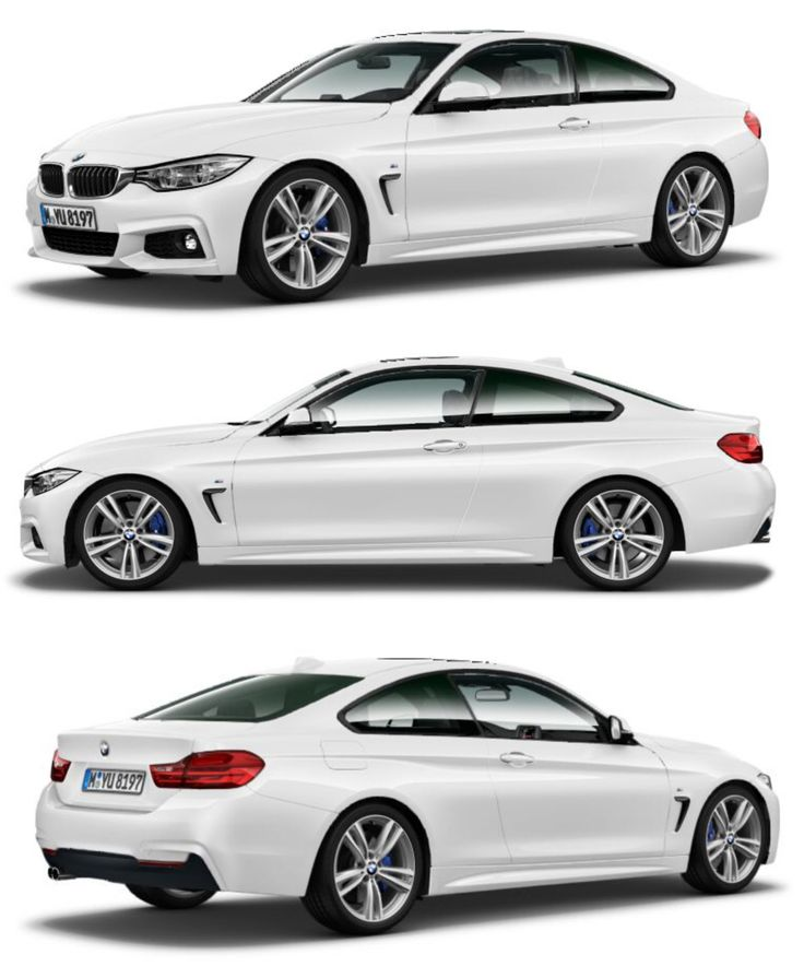 BMW 4 Series Coupe M