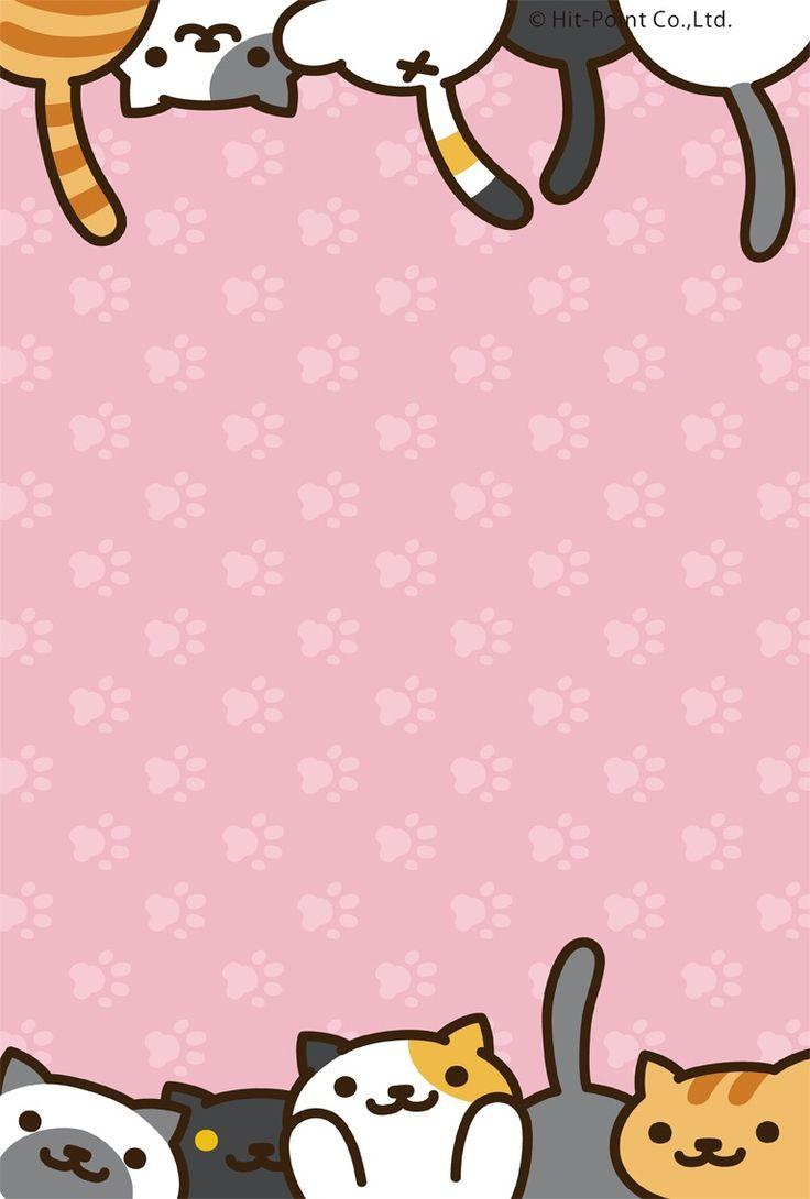 Kitten iphone wallpaper tumblr -  5 Neko Atsume Tumblr Cat Wallpaper