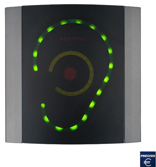 El indicador de nivel de ruido para un sencillo control de la contaminación acústica.
