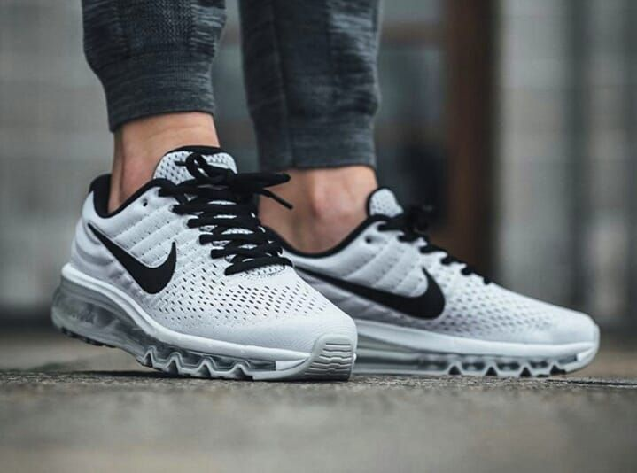 Nike Air Max 2017 Simple style in White