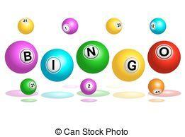 Holiday bingo clipart clipartcow