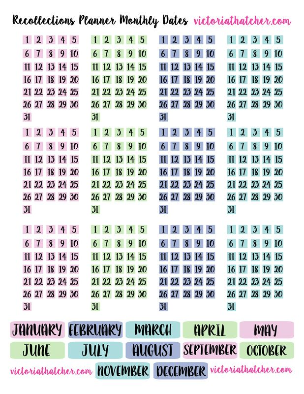 Calendar Sizes Ideas : The best monthly planner printable ideas on pinterest