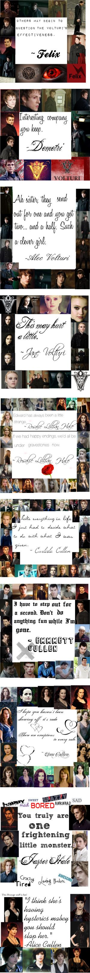 """""""Twilight Quotes"""" by edcullenrx on Polyvore"""