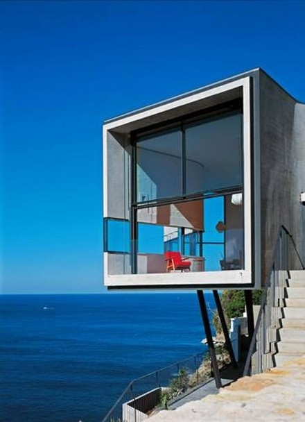 Cliff Beach House